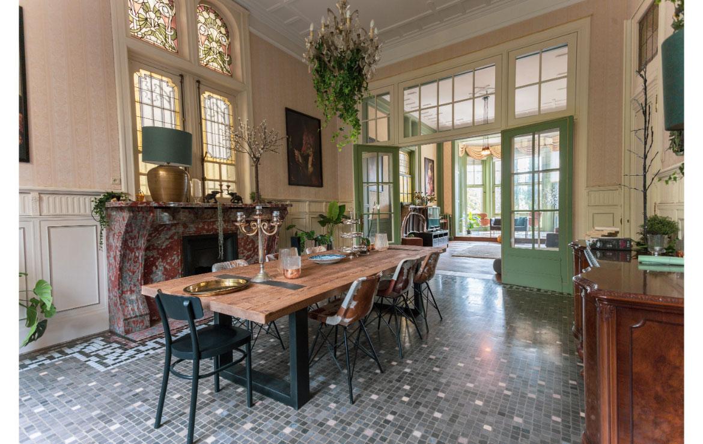 colive-coliving-collocation-maison-partagée-collocataires-Bruxelles-merode-grande-salle-à-manger-meublé