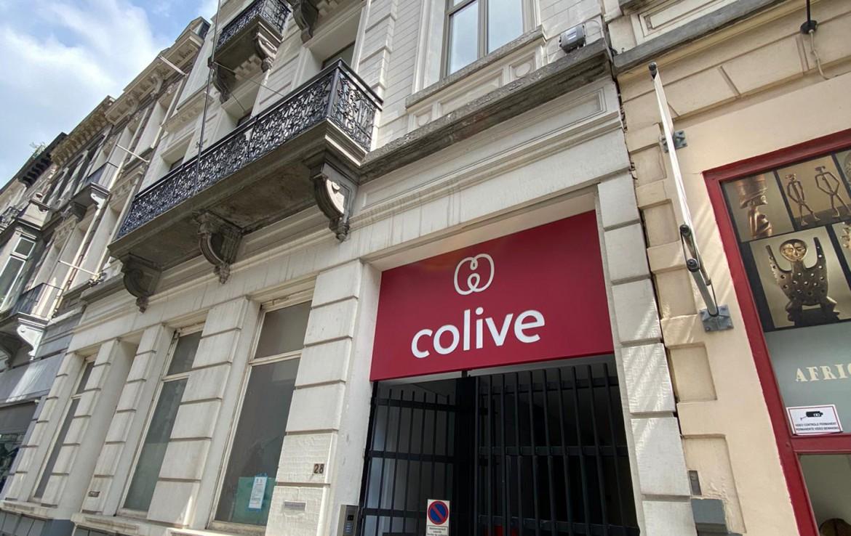 colive-coliving-collocation-maison-partagée-collocataires-Bruxelles-Sablon-moderne-grand-espace